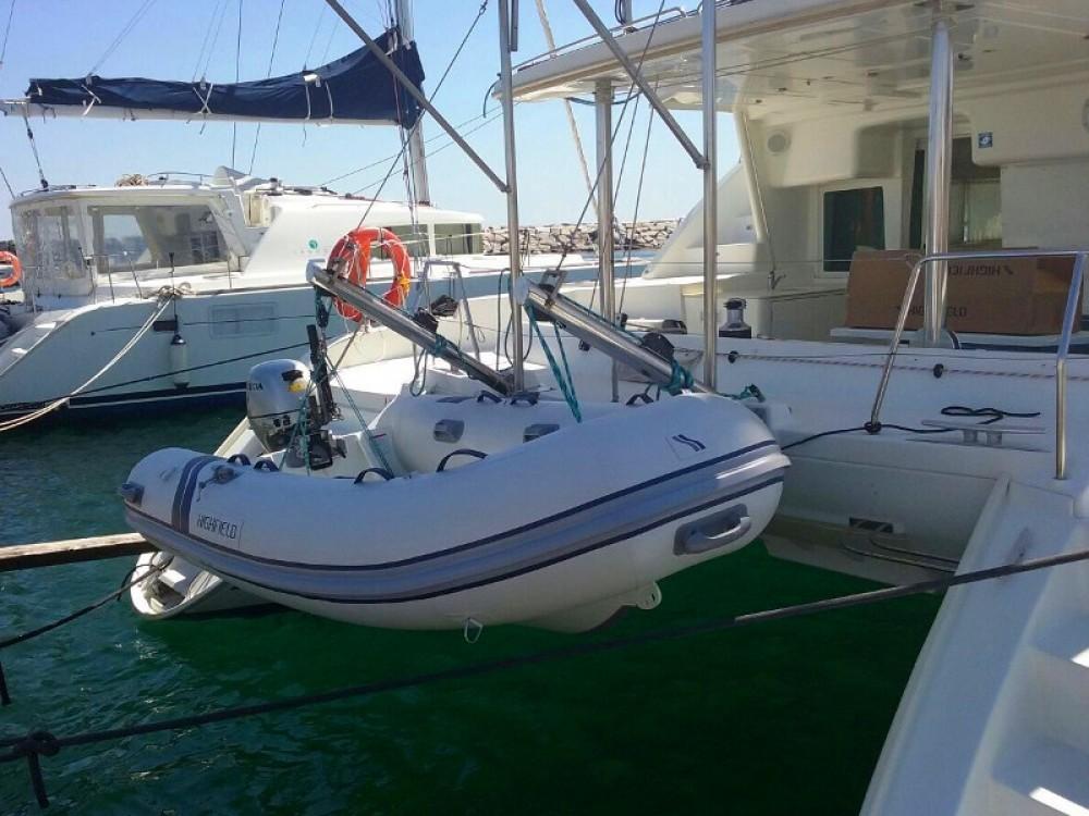 Alquiler Catamarán en Marina de Formentera - Lagoon Lagoon 440