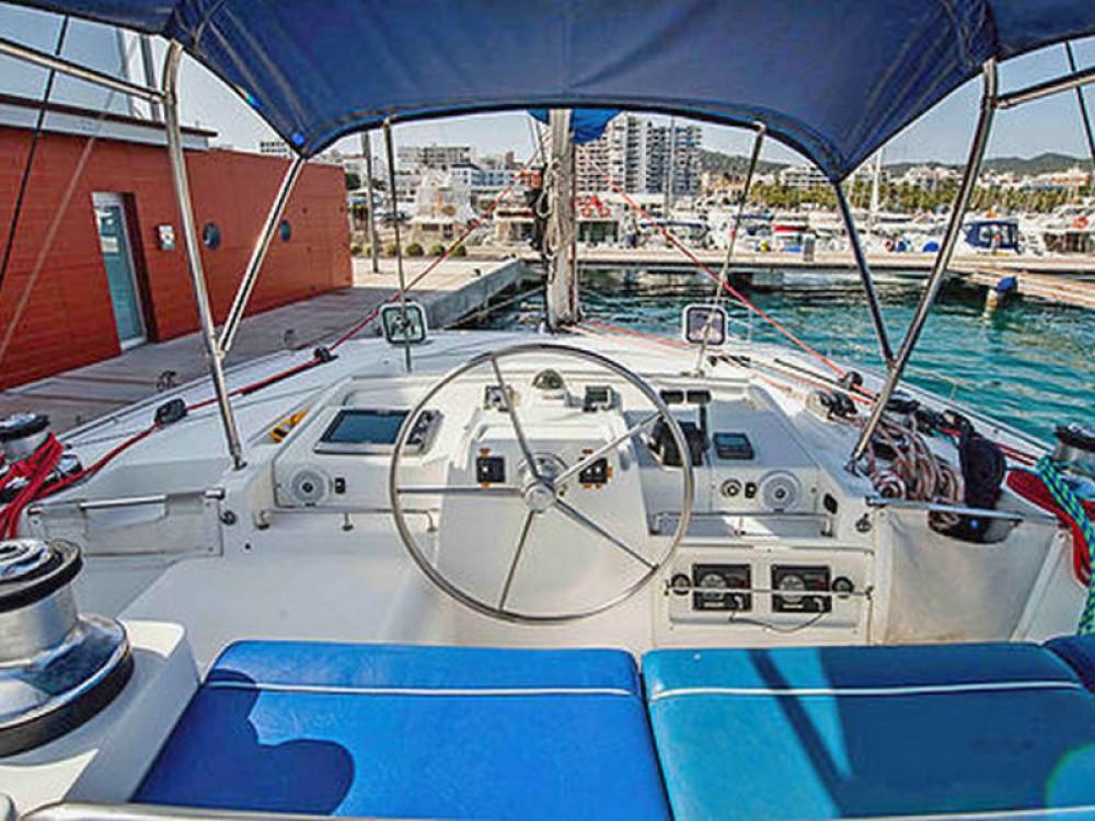 Lagoon Lagoon 440 entre particulares y profesional Marina de Formentera