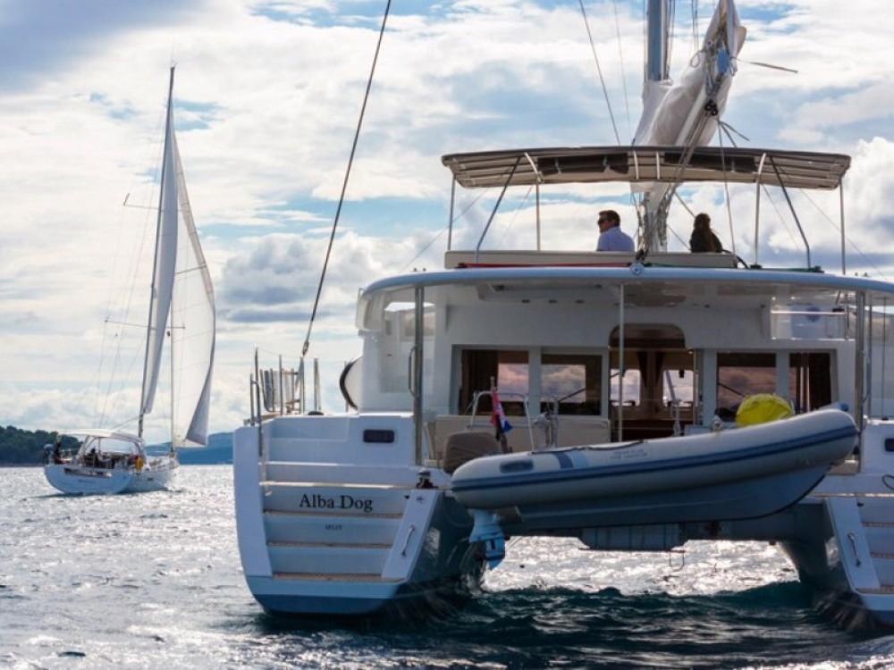 Boat rental Lagoon Lagoon 450 Luxury in Trogir on Samboat