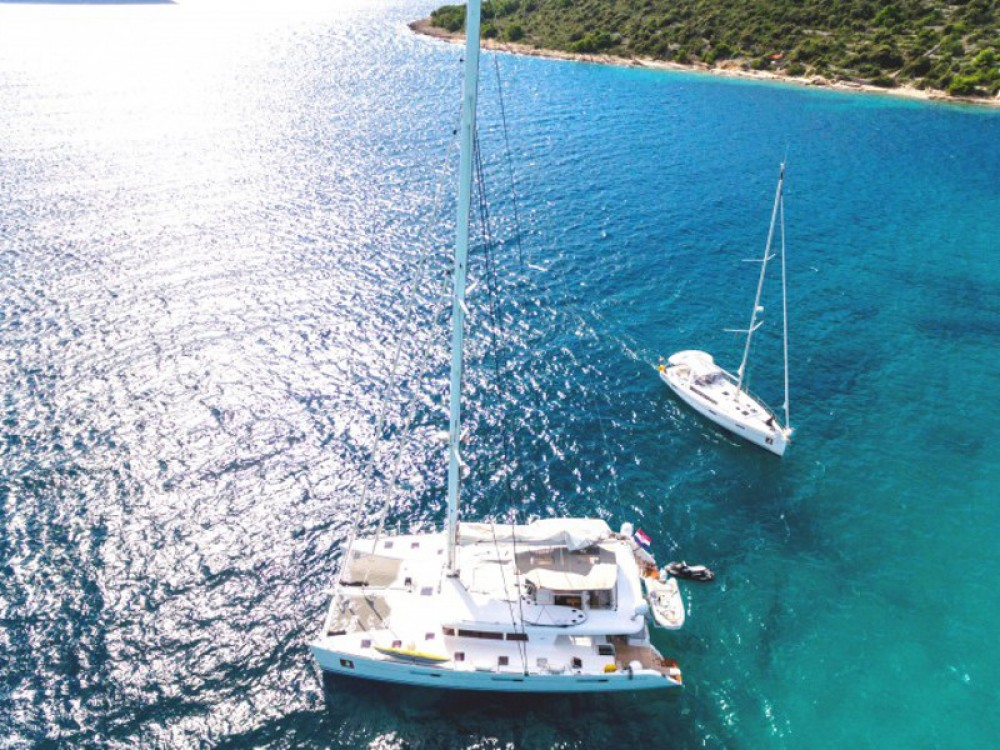 Lagoon Lagoon 450 F Luxury between personal and professional Trogir
