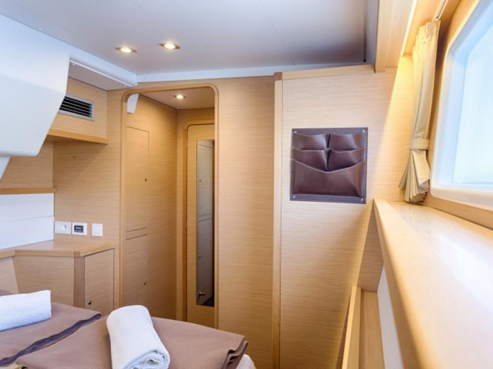 Rental yacht Trogir - Lagoon Lagoon 450 F Luxury on SamBoat