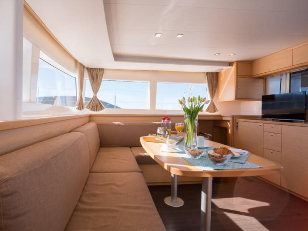 Rent a Lagoon Lagoon 450 F Luxury Trogir