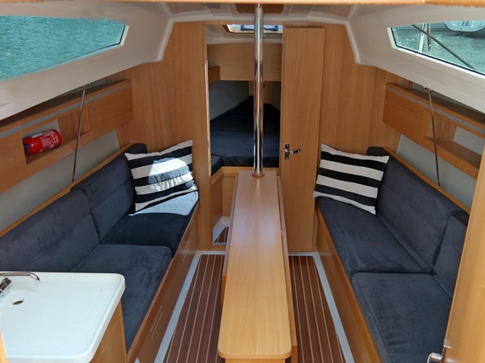 Rent a Northman Maxus 26 Prestige 8/1 Port PTTK Wilkasy