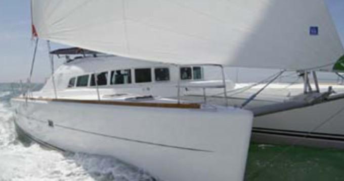 Location Catamaran à Cienfuegos - Lagoon Lagoon 410