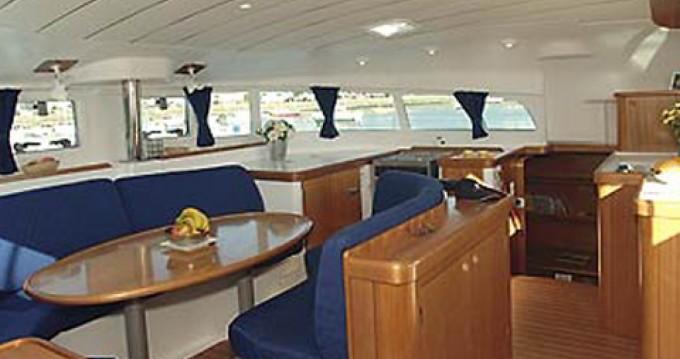 Location yacht à Cienfuegos - Lagoon Lagoon 410 sur SamBoat