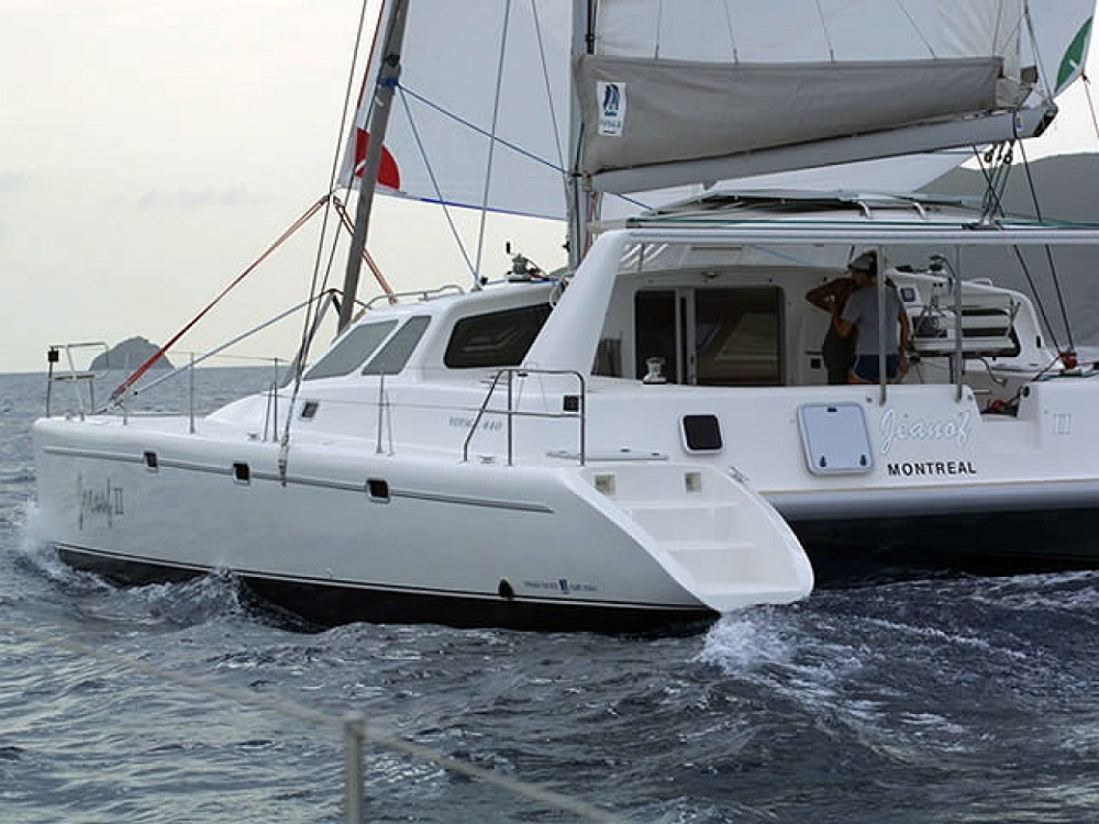 Voyage Voyage 440 between personal and professional Palma