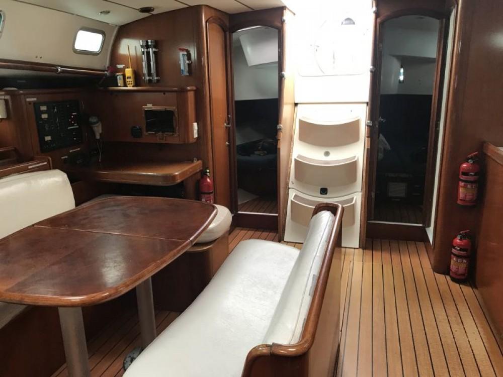 Boat rental El Rosario cheap Oceanis 461