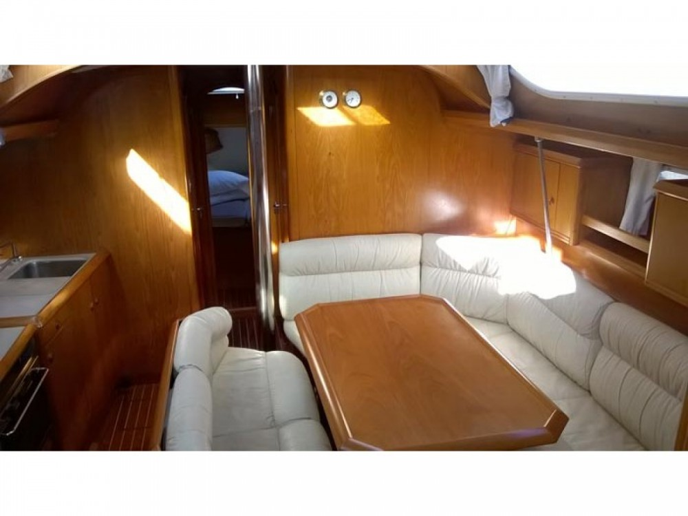 Boat rental Jeanneau Sun Odyssey 42.2 in Marina Gouvia on Samboat
