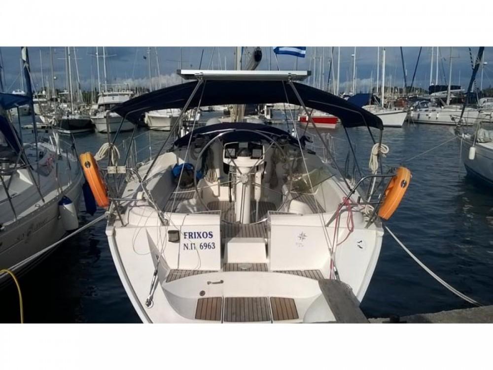 Boat rental Marina Gouvia cheap Sun Odyssey 42.2