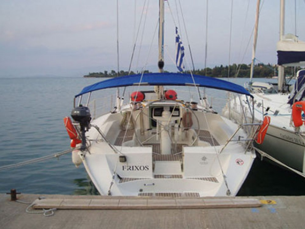 Rent a Jeanneau Sun Odyssey 42.2 Marina Gouvia