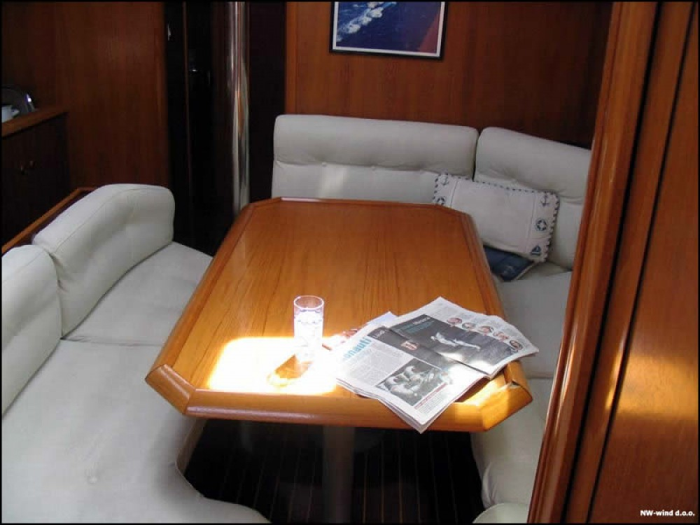 Rental Sailboat in Marina Gouvia - Jeanneau Sun Odyssey 42.2