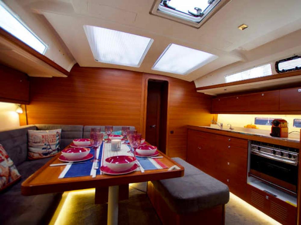 Boat rental Port de Pollença cheap Dufour 460 Grand Large