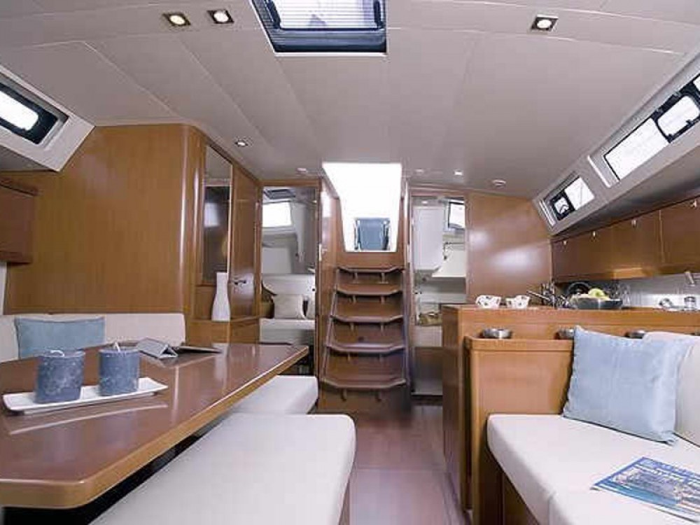 Boat rental Puerto de Pollensa cheap Oceanis 45