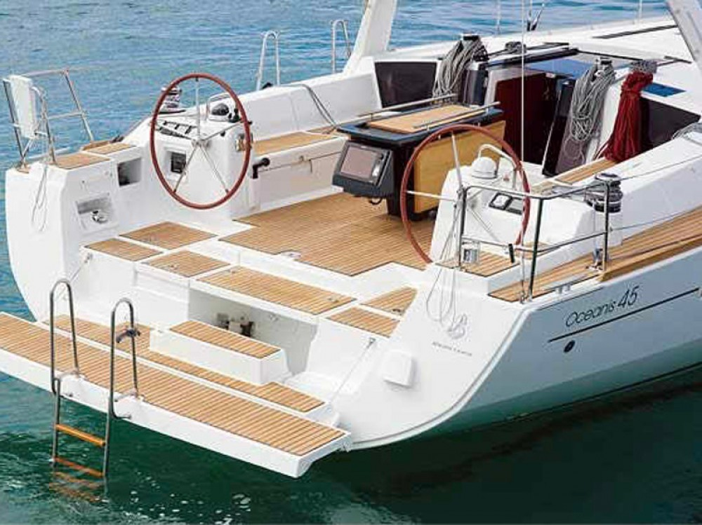 Sailboat for rent Puerto de Pollensa at the best price