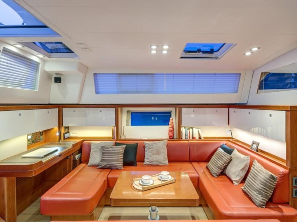 Location yacht à Marina Kaštela - Bénéteau Sense 55 sur SamBoat