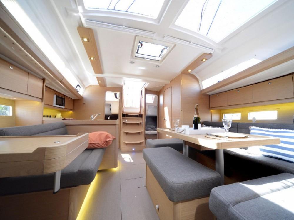 Rental Sailboat in  - Dufour Dufour 412 Grand Large