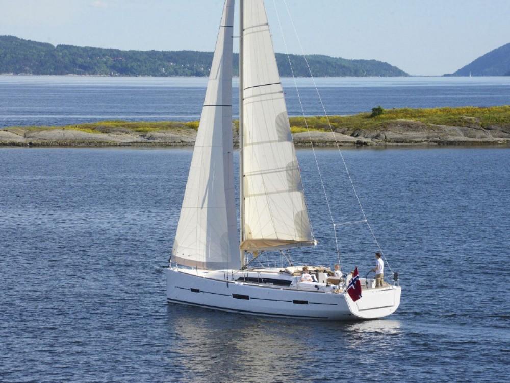Boat rental  cheap Dufour 412 Grand Large