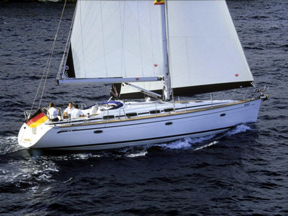 Bavaria Bavaria 46 Cruiser zwischen Privatpersonen und professionellem Anbieter Lefkada