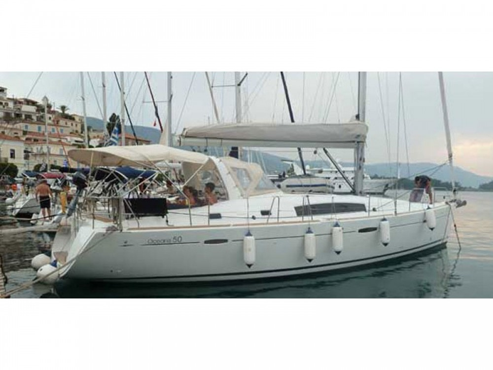 Bénéteau Oceanis 50 Family between personal and professional Lefkada