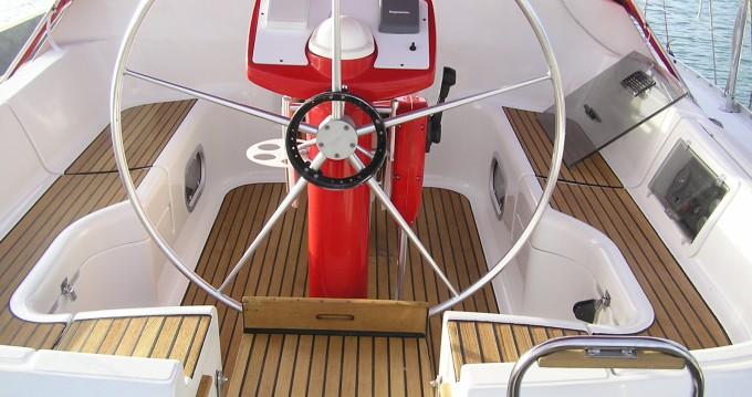 Location bateau Jeanneau Sun Odyssey 37.1 à Leucade sur Samboat
