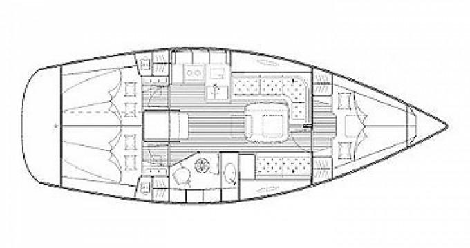 Louez un Bavaria Cruiser 34 à Leucade