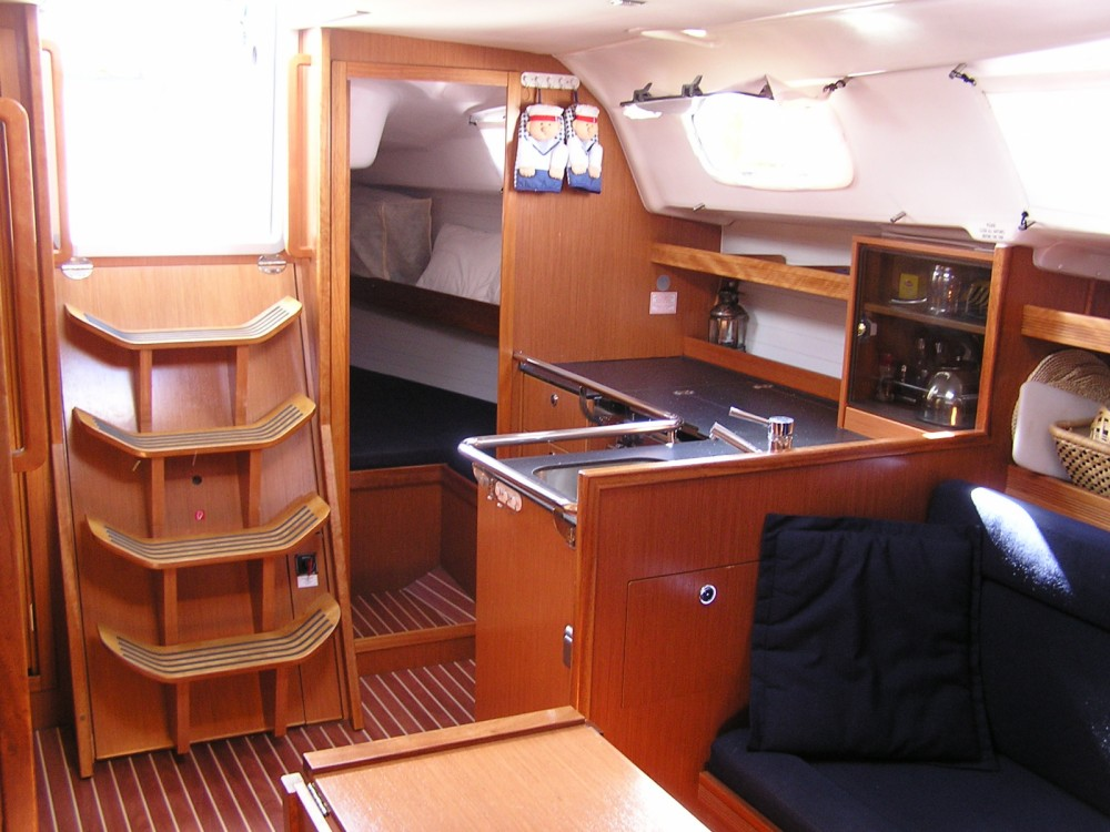 Location bateau Bavaria Cruiser 34 à Leucade sur Samboat
