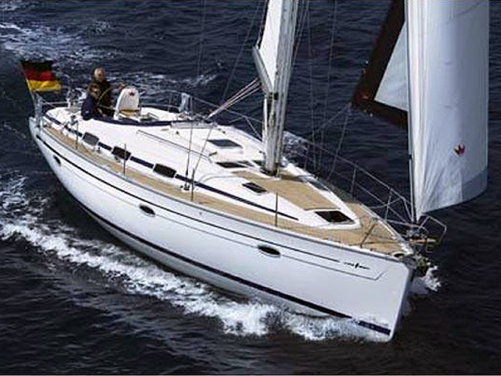 Location Voilier à Leucade - Bavaria Bavaria 39 Cruiser