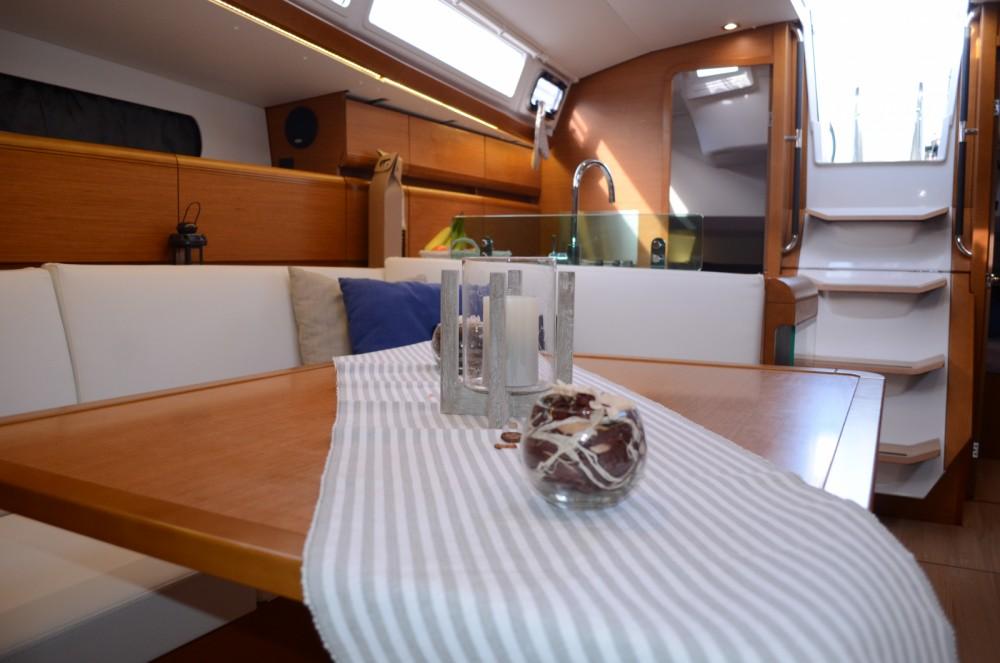 Location yacht à Ploče - Jeanneau Sun Odyssey 419 sur SamBoat