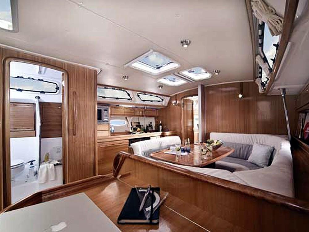 Bavaria Bavaria Cruiser 40 between personal and professional Greece