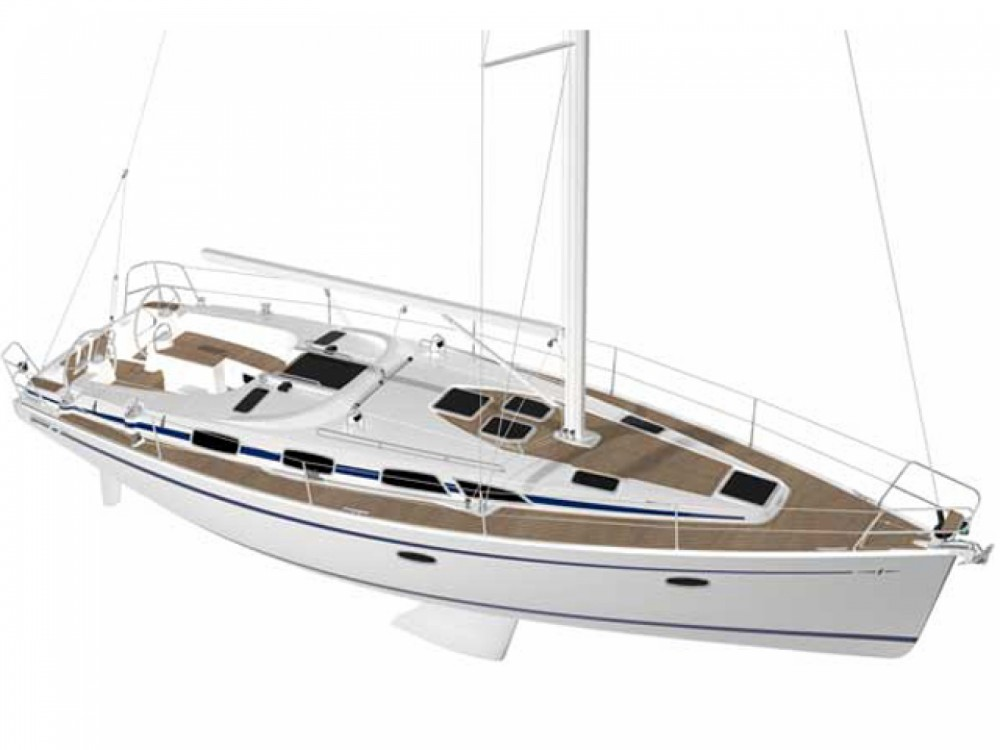 Boat rental Greece cheap Bavaria Cruiser 40