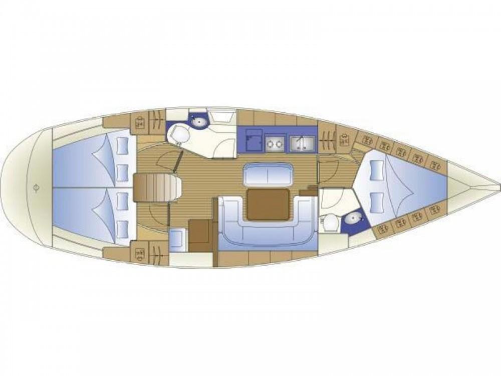 Rental yacht Alimos Marina - Bavaria Bavaria 40 Cruiser on SamBoat