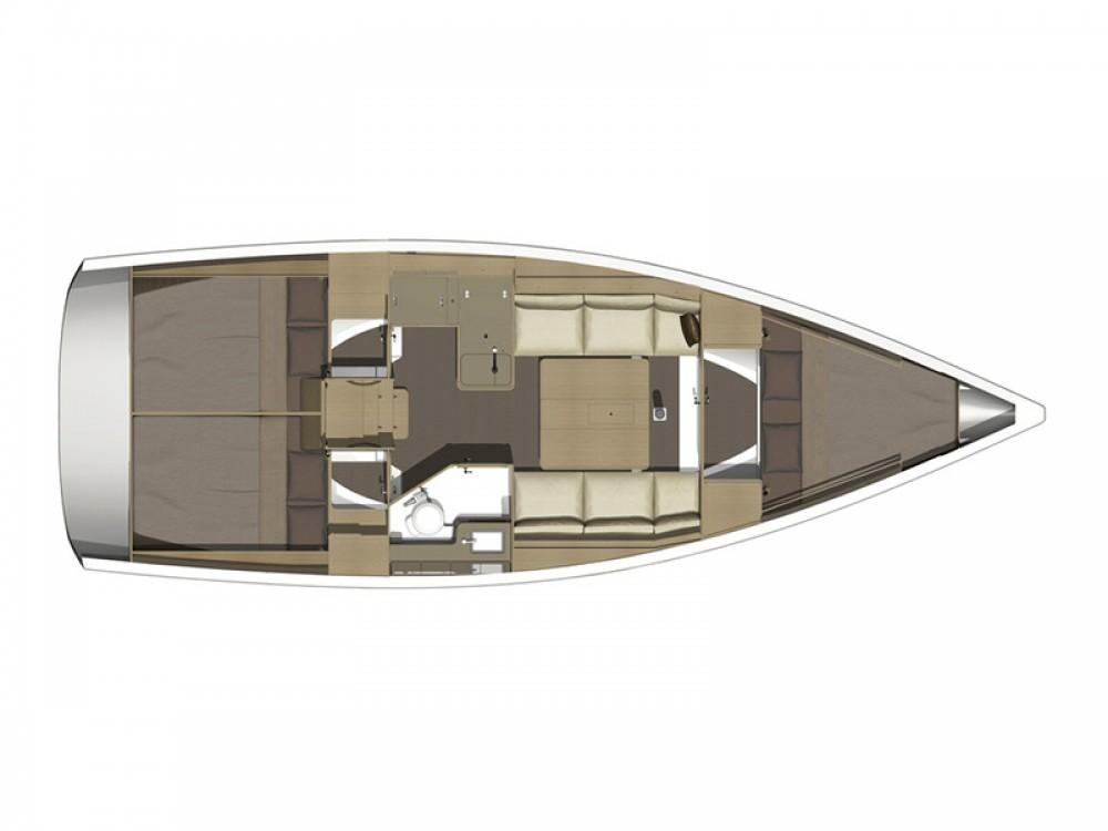 Location yacht à Sibenik - Dufour Dufour 350 Grand Large sur SamBoat