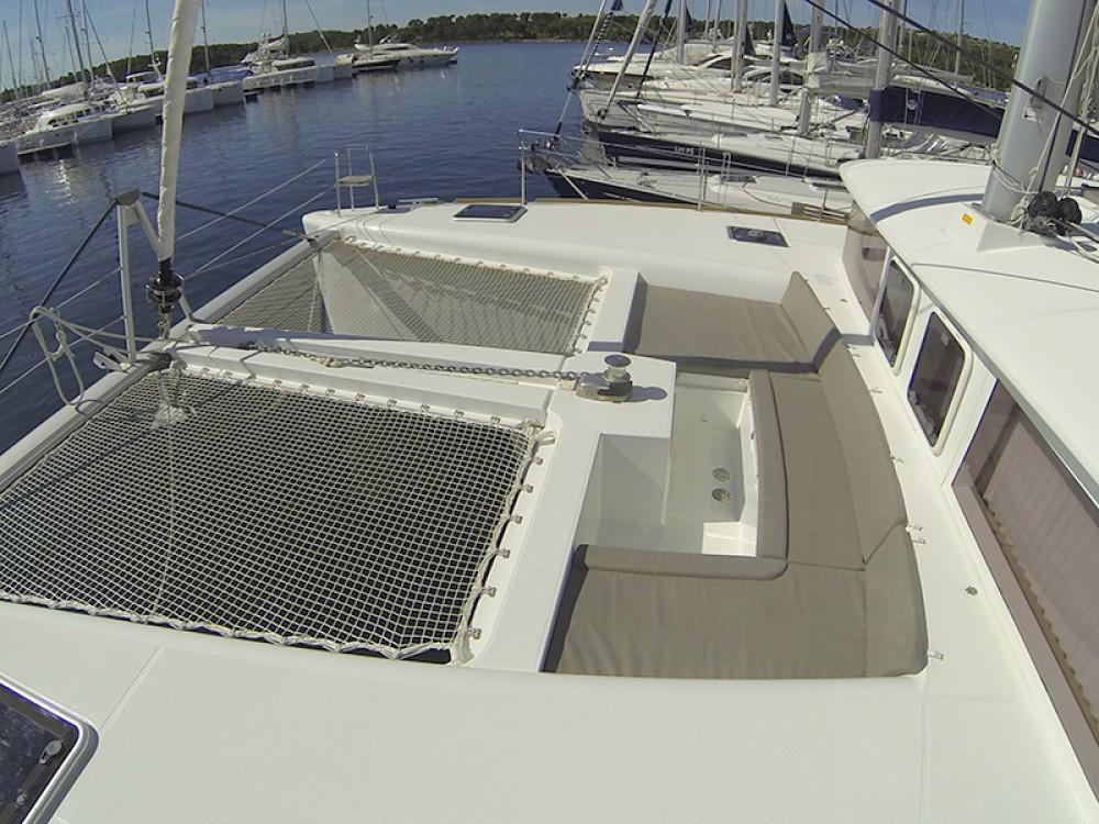 Location yacht à Sibenik - Lagoon Lagoon 450 sur SamBoat