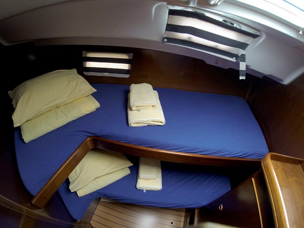 Bénéteau Oceanis Clipper 411 entre particuliers et professionnel à Sibenik
