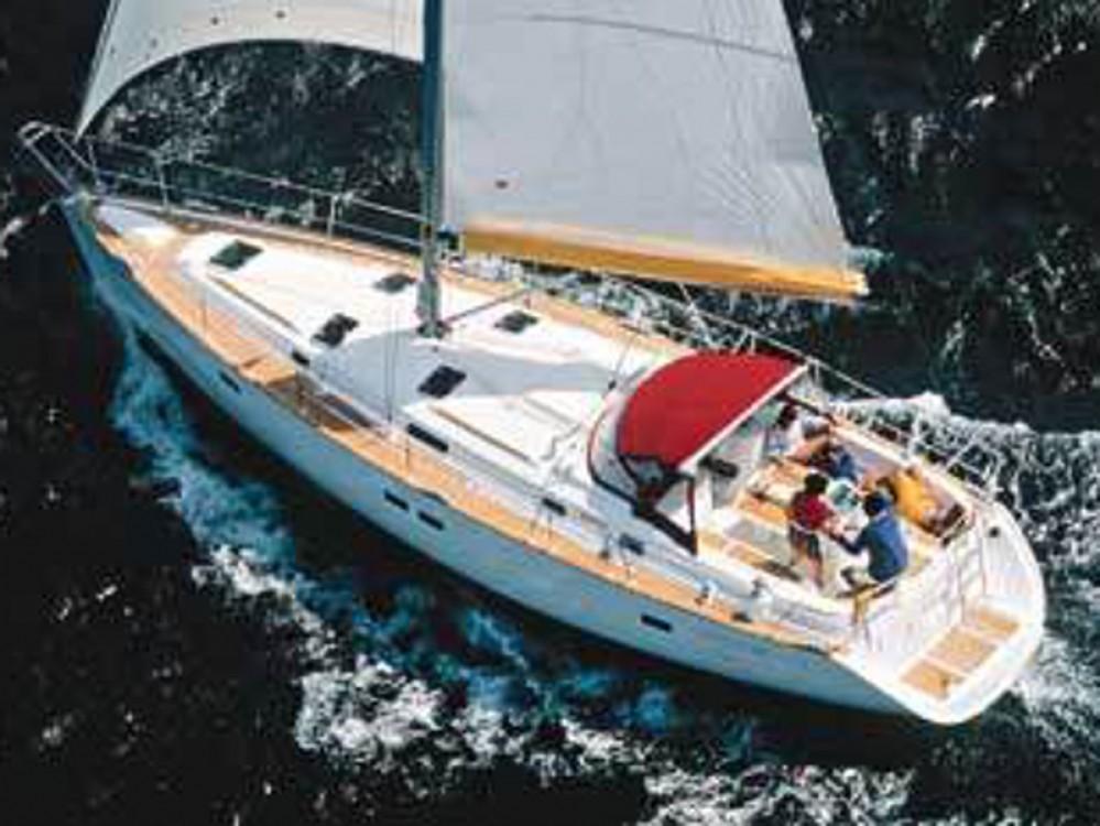 Location yacht à Sibenik - Bénéteau Oceanis Clipper 411 sur SamBoat