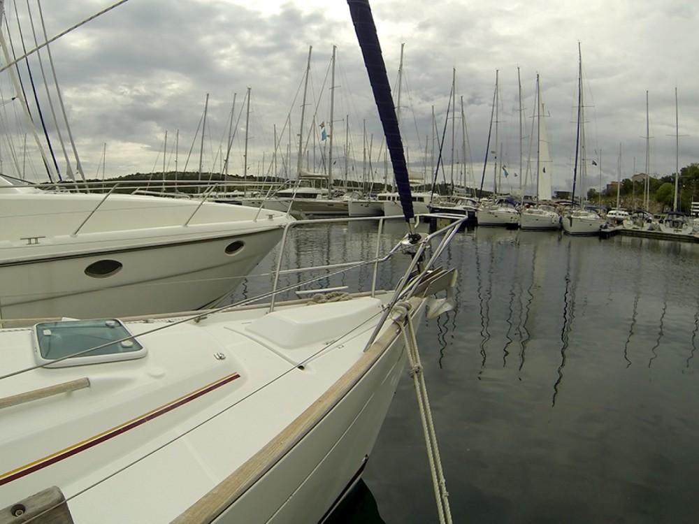 Louer Voilier avec ou sans skipper Bénéteau à Sibenik
