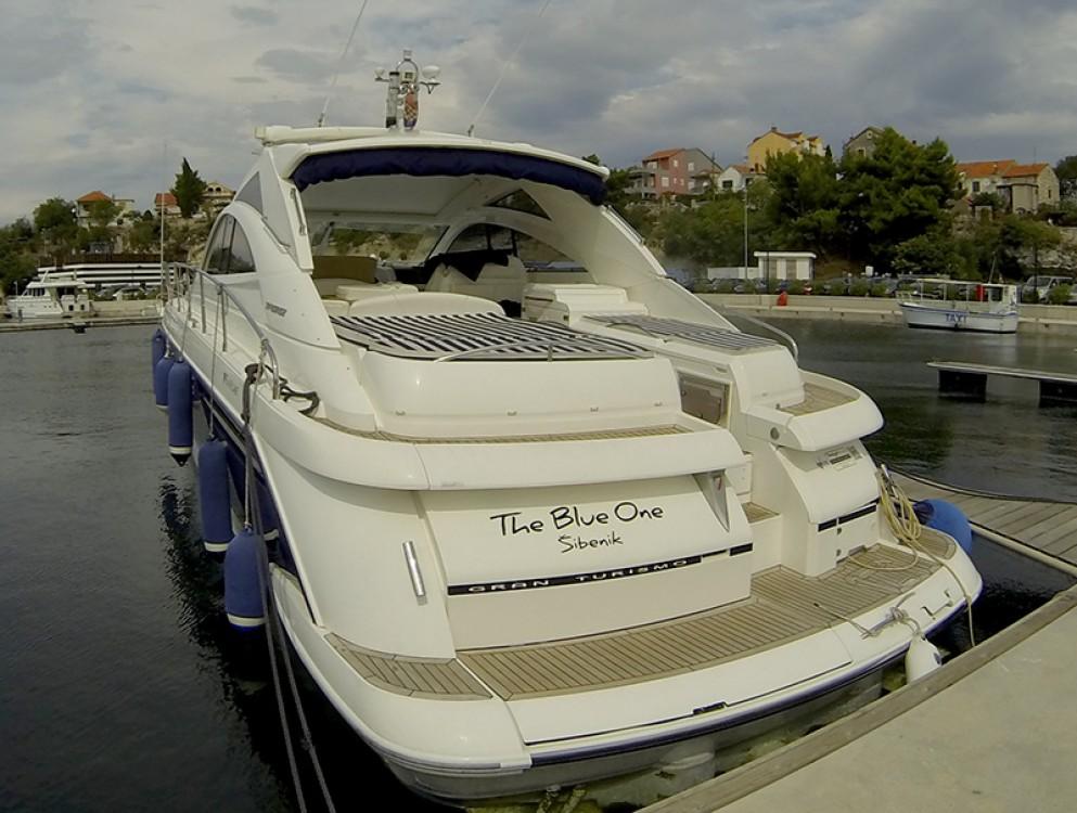 Location bateau Fairline Fairline Targa 52 GT à Sibenik sur Samboat