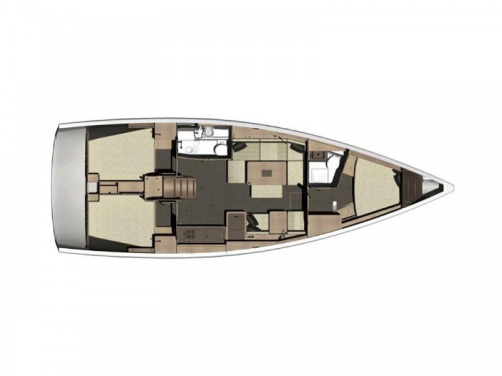 Location yacht à Sibenik - Dufour Dufour 412 GL sur SamBoat