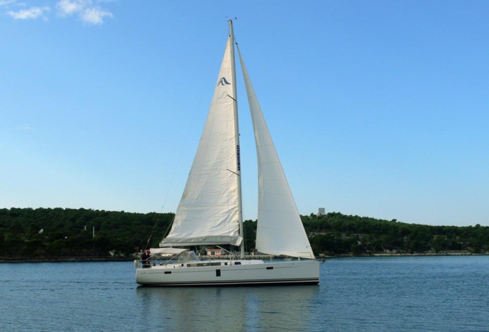 Location yacht à Sibenik - Hanse Hanse 445 sur SamBoat