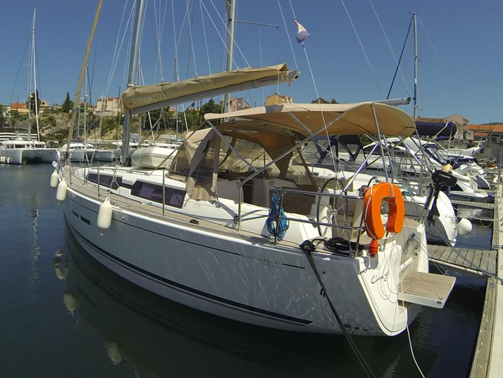 Location yacht à Sibenik - Dufour Dufour 375 GL sur SamBoat