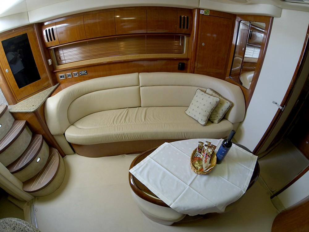Location bateau Sibenik pas cher Sea Ray 455