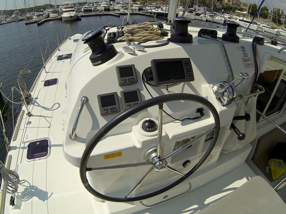 Location bateau Sibenik pas cher Lagoon 400
