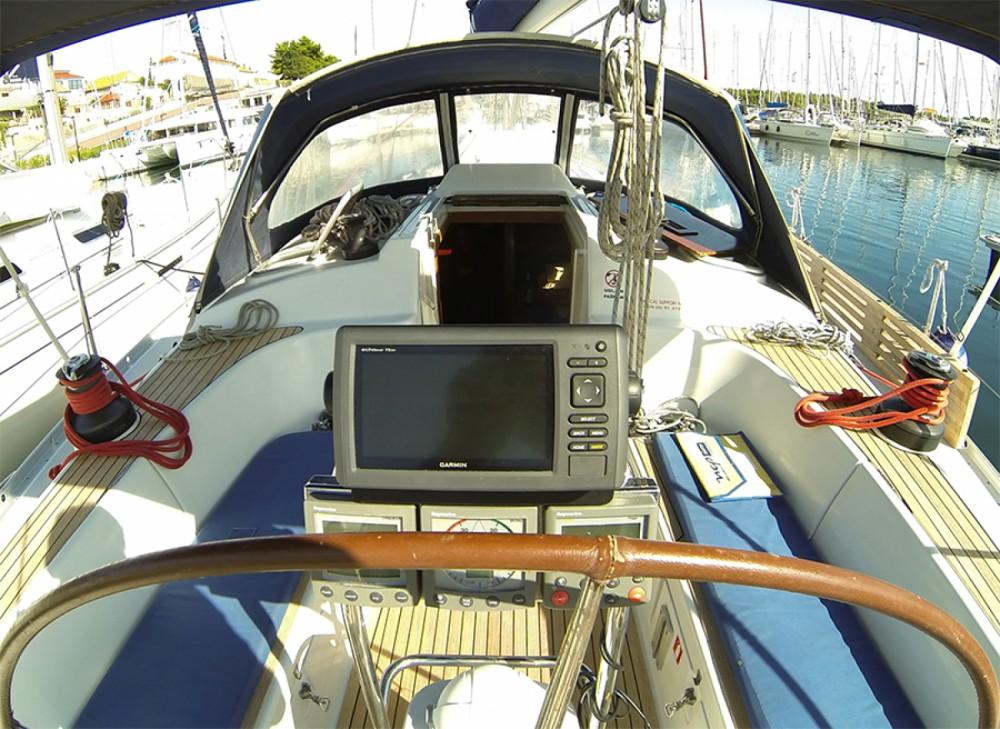 Location bateau Sibenik pas cher Grand Soleil 43