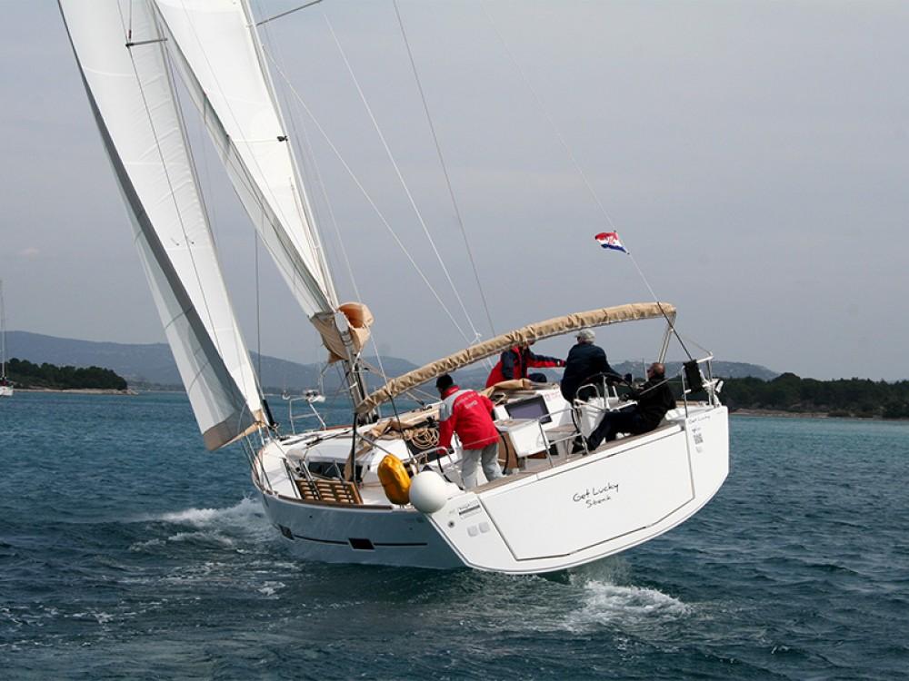 Location yacht à Sibenik - Dufour Dufour 460 4 cab sur SamBoat