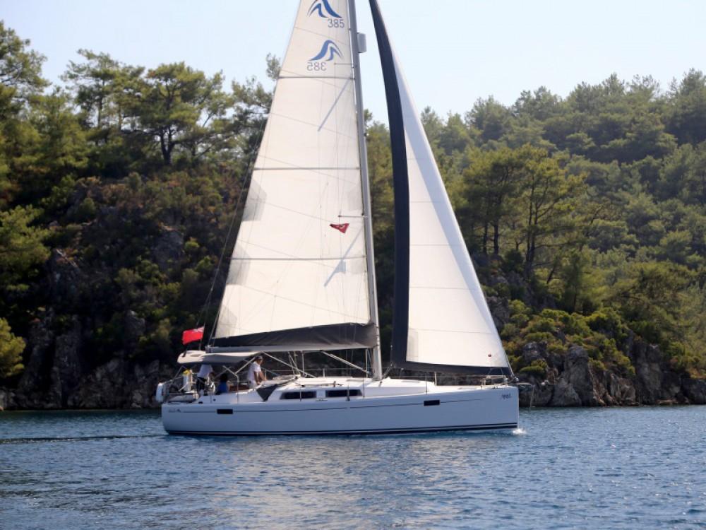 Location bateau Sibenik pas cher Hanse 385