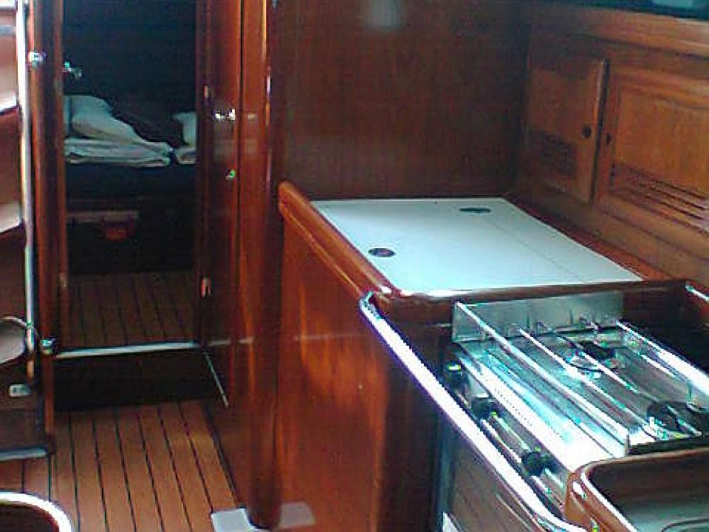 Location bateau Pirovac pas cher Oceanis 423