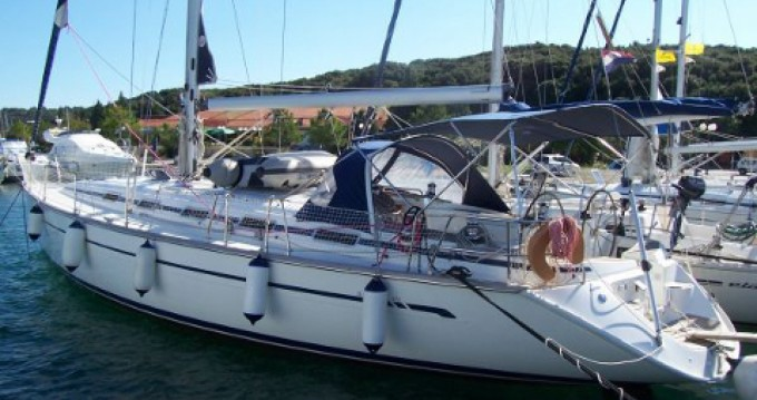 Rental Sailboat in Pirovac - Bavaria Bavaria 49