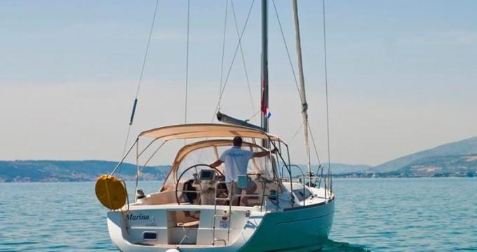 Location yacht à Sukošan - Bénéteau Oceanis 37 sur SamBoat