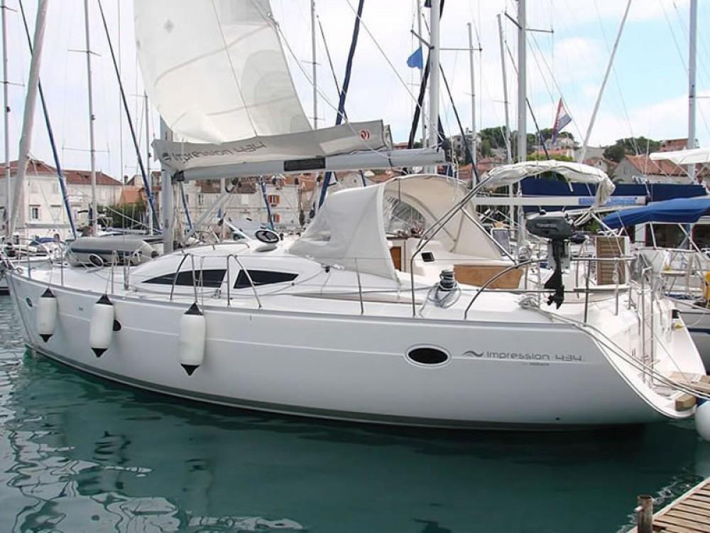 Location bateau Sukošan pas cher Elan 434 Impression