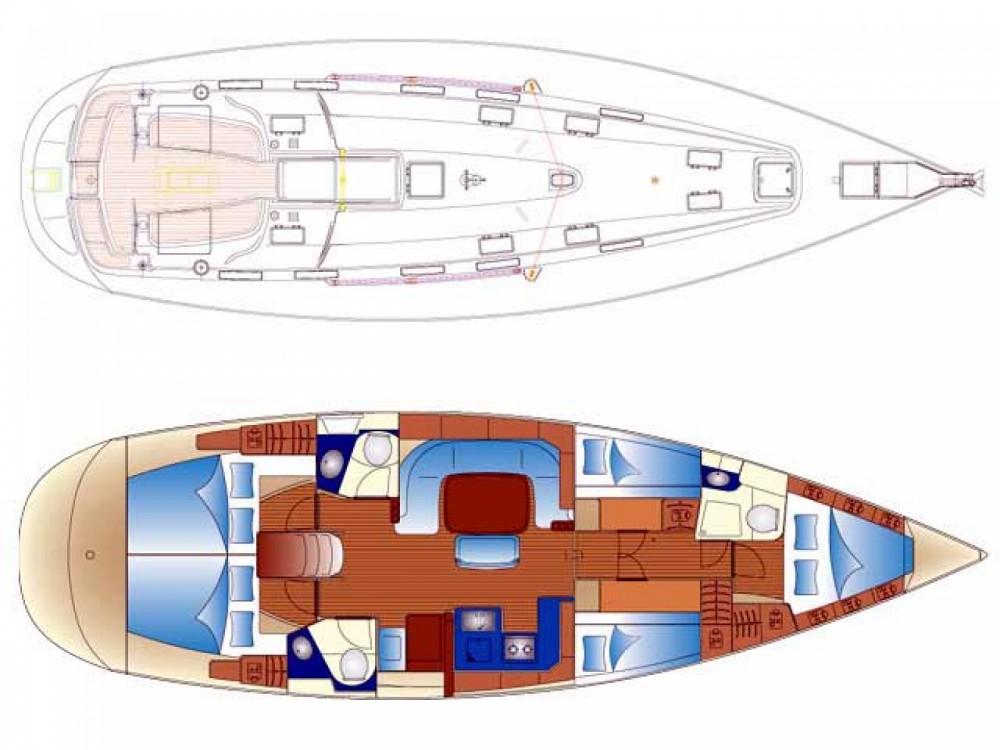 Yacht-Charter in Sukošan - Bavaria Bavaria 49 auf SamBoat